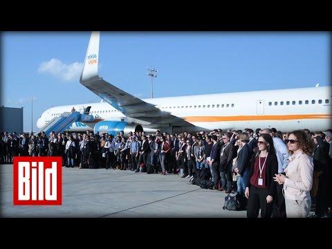 Israel Reise: 180 junge Deutsche besuchen zum 1. Mal Israel