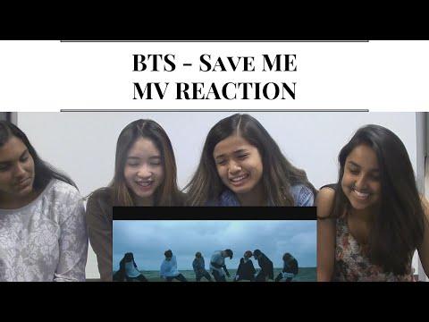 BTS - 'Save ME' MV REACTION | JOELia