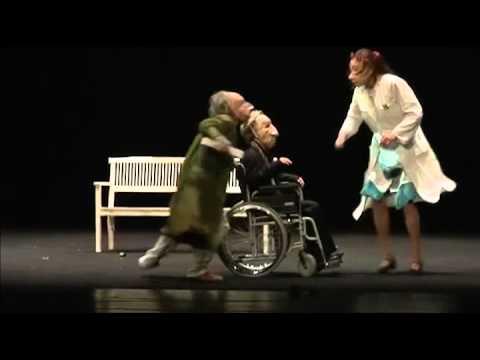 Familie Flöz - Infinita Trailer (Peacock Theatre)