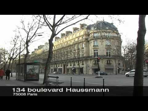 Office Space at 134 boulevard Haussmann 75008 Paris.