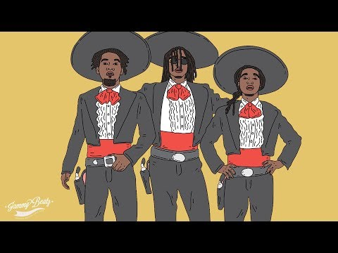 "[FREE] Migos Type Beat 2018 - ""Los Santos"" ft Lil Skies   Piano Trap Instrumental   Free Type Beat"