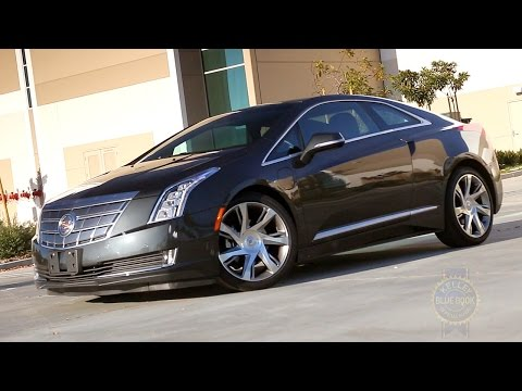 2014 Cadillac ELR - Review and Road Test
