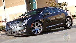 Cadillac ELR 2014 Videos