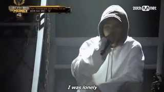 Gambar cover [ENG SUB] SMTM4 Mino ft.Taeyang - Fear 겁  Full Performance