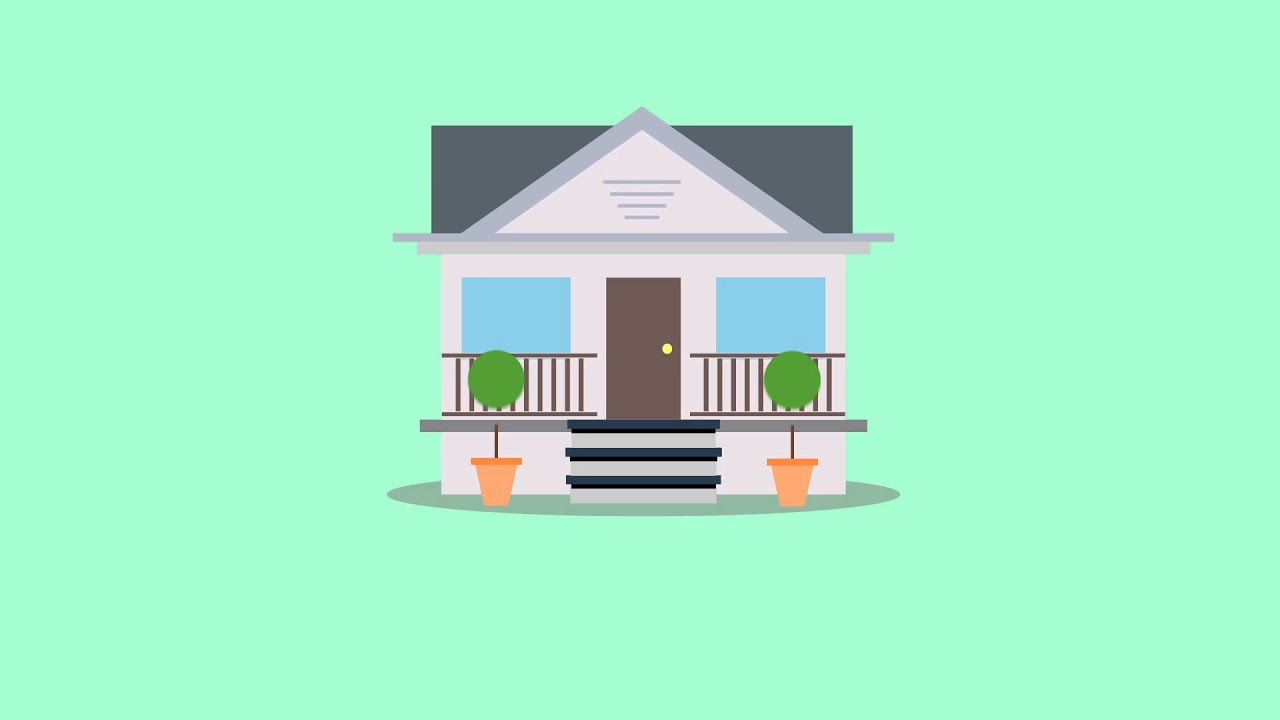 House Build Animation YouTube