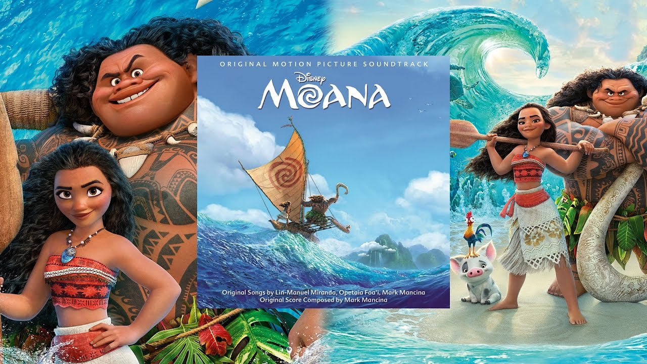 moana music from the motion picture soundtrack pdf
