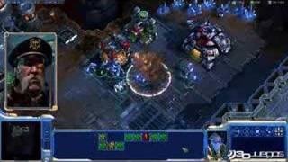 Starcraft Gameplay 3