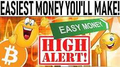EASIEST MONEY YOU'LL EVER MAKE! GOLDMAN SACHS BITCOIN CONFERENCE CALL! SAMSUNG'S ALL IN CRYPTO!