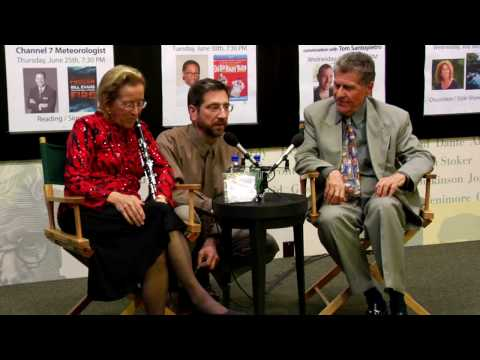 Stanley Drucker: Offstage at Barnes & Noble (7 of 8)