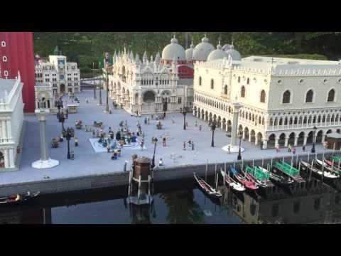 رحلتي في ليغو لاند في المانيا Lego Land - Germany