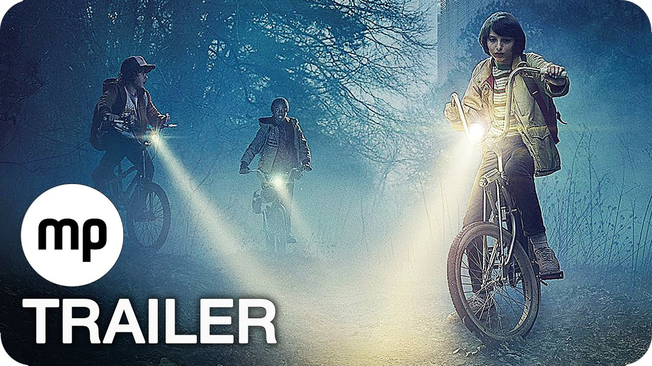 Download STRANGER THINGS Staffel 1 TRAILER 2 German Deutsch (2016) Netflix Serie