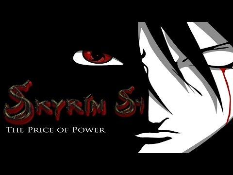 Skyrim S4E1: Naruto Mod - The Demons Grace!!!