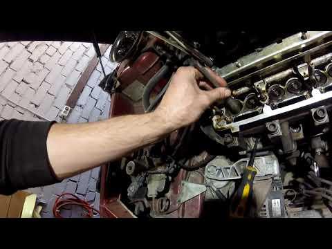 Замена сальников клапанов 2108-2115, калина, приора, гранта 8кл без съема ГБЦ!!!