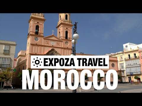 The 4 Royal Cities of Morocco Vacation Travel Video Guide