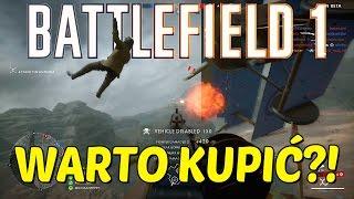 WARTO KUPIC?! – Battlefield 1 lepszy odBattlefield 4? | 21-0 Tank Hunter Attack Plane