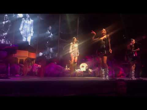 Lana Del Rey - CHERRY   Live In Las Vegas 2.16.18   LA to the Moon Tour