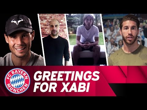 All of Xabi Alonso's farewell messages: Gerrard, Pizarro, Ramos & more! | #GraciasXabi