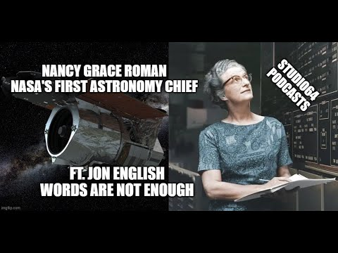 Nancy Grace Roman | NASA's First Chief Astronomer | Roman Telescope | #studio64podcasts