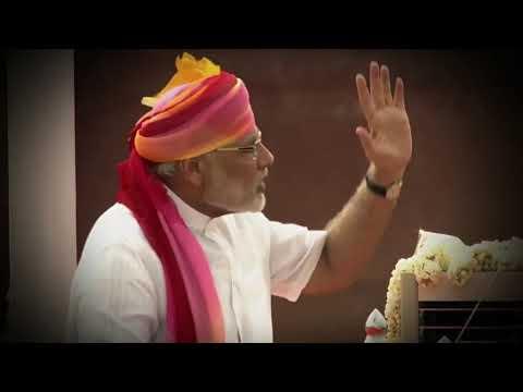 Narendra Modi Praising The Birsa Munda