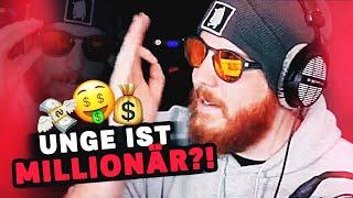 SEIT WANN IST UNGE MILLIONÄR 🤑 ungespielt Reaktion