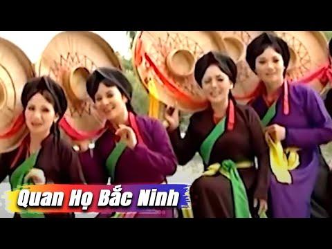 Nhất Quê Nhị Lan - LK Dân Ca Quan Họ Bắc Ninh | Liên khúc Nhạc Quan Họ Bắc Ninh Hay Nhất