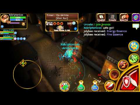 Tomb #1 Arcane Legends