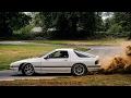 Turbo Mazda Rx-7 FC/FD Drifting