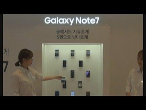 Samsung Electronics incrementó su beneficio operativo un 10,7 % en 2016