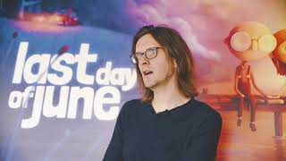 """STEVEN WILSON Talks About """"Last Day of June"""" Video Game"""
