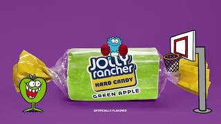 'Olympics: Basketball' JOLLY RANCHER Commercial