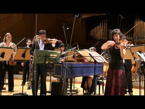FRANKFURT STRINGS play Alfred Schnittke Concerto Grosso No.1 Part 1/3