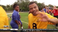 Special Olympic athlete in Florida reacts to proposal to cut funding