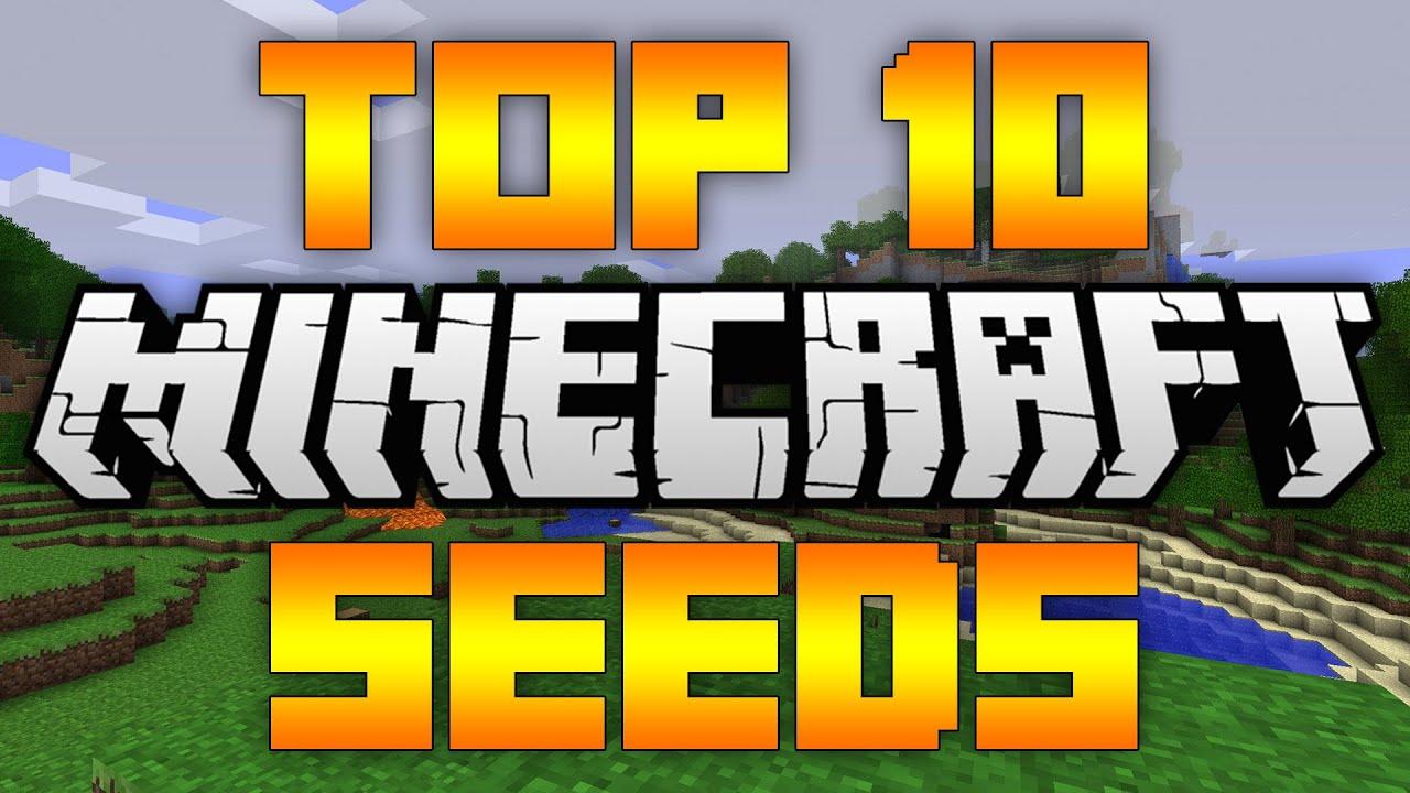 Top 10 Minecraft Seeds (Minecraft 1.12/1.11.2) – 2017 [HD]