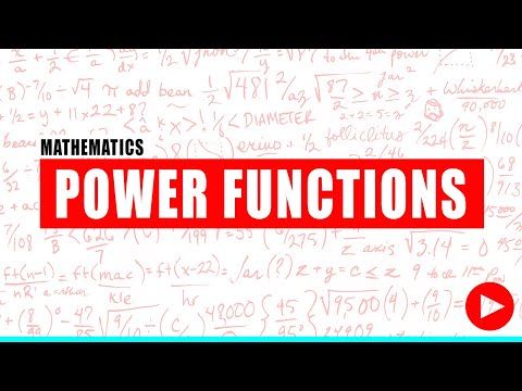 Power Functions - Fundamentals of Engineering FE EIT Exam Review