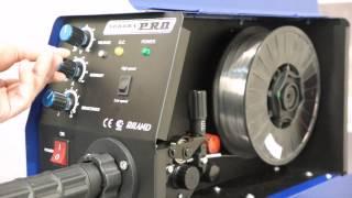 Overman 160 и 200 - расширяем сварочные границы(Инверторы предназначены для работы в сети 220 V по технологии «MIG-MAG», со стальной, цветной или порошковой..., 2014-10-22T09:57:30.000Z)