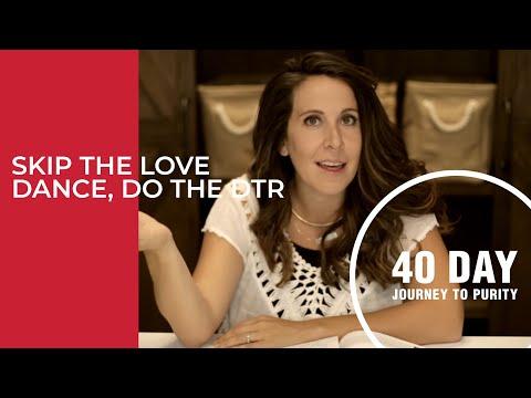 Skip The Love Dance, Do The DTR // Day 18 // Jenna Zint