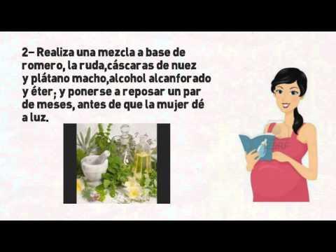 Remedios naturales para bajar de peso despues del embarazo