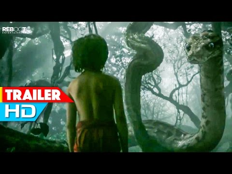 The Jungle Book Official Teaser Trailer (2016) Scarlett Johansson, Live-Action Disney Movie HD