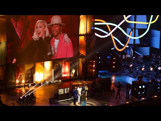 Pharrell Williams – BBC Music Awards Song Of The Year 2014