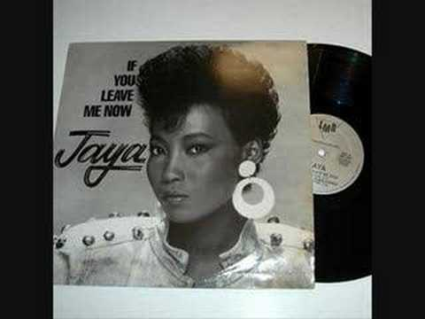 Jaya feat. Stevie B. - If You Leave Me Now