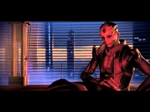 Mass Effect 2: Thane Krios, First Meeting