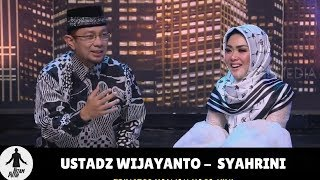 Syahrini Curhat Ditanya Uztadz Wijayanto | HITAM PUTIH (30/15/18) 3-4