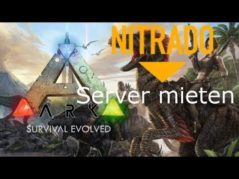 Tutorial: Ark PS4 Server mieten bei Nitrado