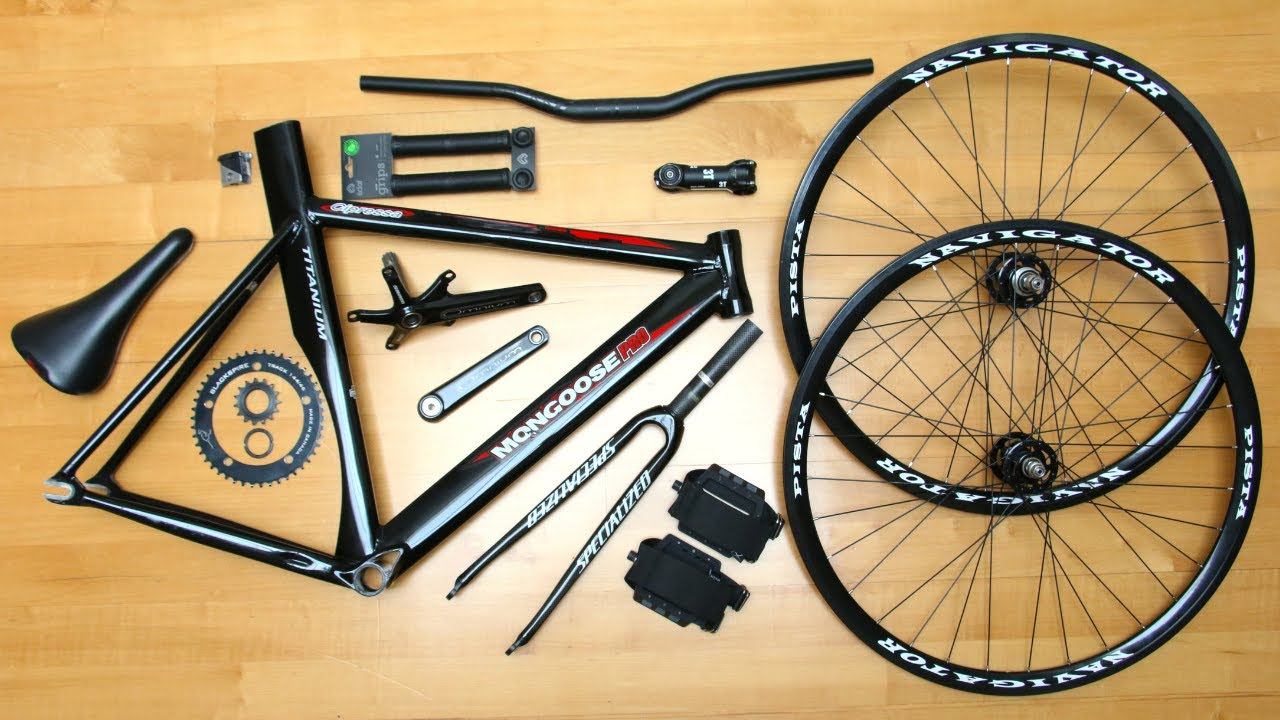 Download Bike Build - Mongoose Pro Fixed Gear