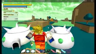 ADVENTURE IN NAMEK!! DRAGON BALL Z AND SUPER ROBLOX
