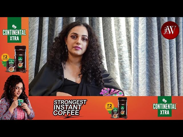 Nithya Menen for Jfw photoshoot | I can talk like a baby | JFW Covershoot