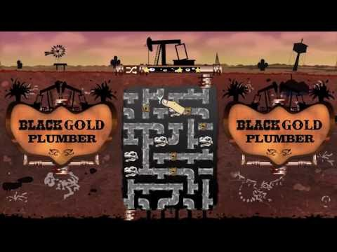 Black Gold Plumber Trailer