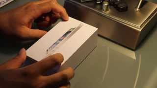 Apple Employee iPhone 5 directly from Cupertino Headquarters unboxing