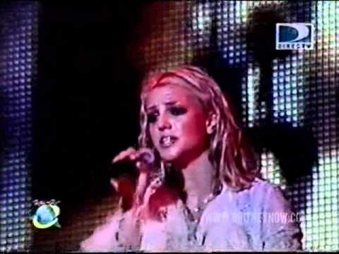 Download Britney Spears- Don't Let Me Be The Last To Know (OIDIA Tour Rock In Rio Brazil 2001)
