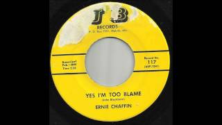 Ernie Chaffin - Yes I